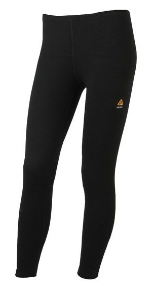 Aclima W's Warmwool Long Pants Black